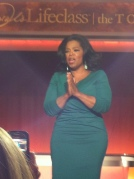 Front row tickets to Oprah in Toronto!